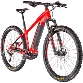 Orbea Wild HT 20 bright red/black